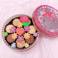 【2020年完売】母の日クッキー缶(日頃の感謝を込めて♪)今期最終