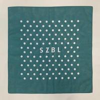S Z B L BANDANA(GREEN)