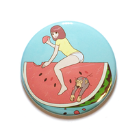 Watermelon バッジ