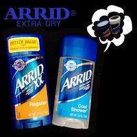 ARRID EXTRA DRY®deodorant