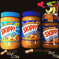 SKIPPY® peanut butter-大きいサイズ-
