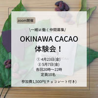 OKINAWA CACAO 体験会