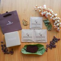 沖縄チョコレート3種ギフトセット (カラキ・シークヮーサー・月桃) オリジナルバッグ付き