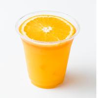 オレンジジュース(300円⇒250円)