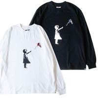 DUNK feat. Banksy L/S TEE
