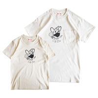 """KickKit MOTHE &KIDS PAIR【""""PI-PO """" S/S TEE】"""