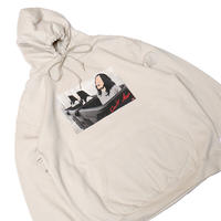 "【""CAN'T STOP""インクジェット SWEAT HOODIE】"