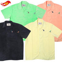 OK191-801  FALL DOWN SKATER  SHIRTS