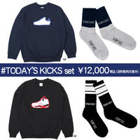 【Value Sets】#TODAY'S KICKSセット(1セット限定! )