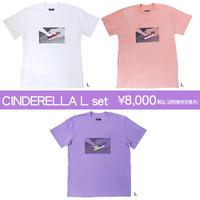 【Value Sets】CINDERELA Lセット (1セット限定! )