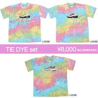 【Value Sets】TIE DYEセット (1セット限定! )