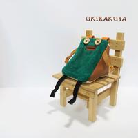 カネもンちゃっく(貯金箱) 114