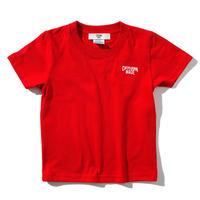 OKINAWAMADEスタンダードTシャツ(レッド)  キッズサイズ