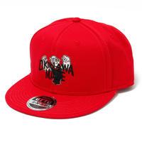 POPEYE/OKINAWAMADE™CAP(RED)