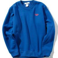 OKINAWAMADEスウェットシャツ(ブルー)
