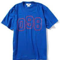 OKINAWAMADE 098ロゴTシャツ(ブルー)