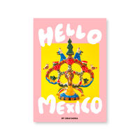 "OKATAOKA MEETS FOLK ART SERIES ""HELLO MEXICO"" / オカタオカ"