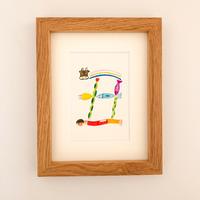 「丑」COW  - ONLY ONE WORD  by Boojil