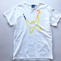 """mukuri handmade T-shirts """"!?"""""""
