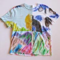 Jefferey Kriksciun handmade T-shirt cat