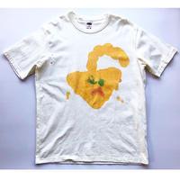 misaki kawai hand paint T-shirts①