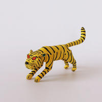 "Oaxaca Wood carving ""Tiger"""
