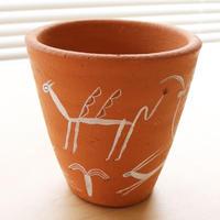 Tomoki Watanabe flower pot−animal