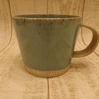 コーヒーカップターコイズ