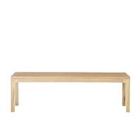 【WOODONE】無垢のベンチ colナラ TFBF145R