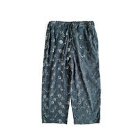NANuA / CIRCLE PATTERN RELAX PANTS