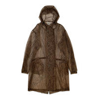 South2 West8 / BUSH HOODED COAT - LIGHTWEIGHT MESH