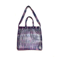 South2 West8 / GROCERY BAG - PORY HEAVYWEIGHT MESH / PRINT