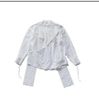 Midorikawa /  WHITE SHIRT -MID21FW-SH10-