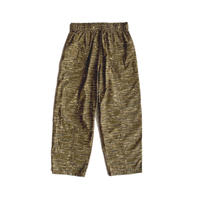 South2 West8 / ARMY STRING PANT - PRINTED FLANNEL / CAMOUFLAGE