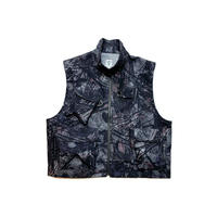 South2 West8 / RIVER TREK OVER VEST - WATER PROOF / CAMO