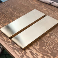 NORAsフレーム専用真鍮パネル(2枚組)