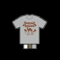 OLDMOUNTAINTシャツ KIDSラクダロゴ
