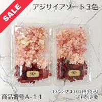 【A-11】アジサイアソート (花材セール)
