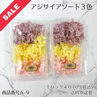 【A-9】アジサイアソート (花材セール)