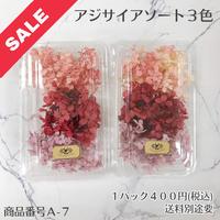 【A-7】アジサイアソート (花材セール)