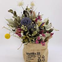 花の Landry Basket