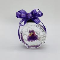 tutu dress ハーバリウム【purple】