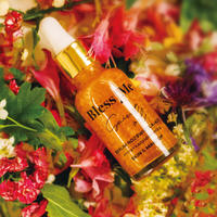 ブレスミー まぜる美容液 セイントオイル 15ml すべての化粧品に オーガニック 光の魔法 即効性