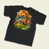 OG885 HULA WOODIE pocket T