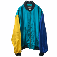 80-90's SWITCHED COLOR BLOUSON