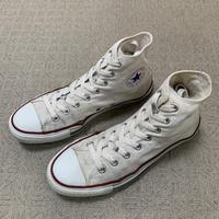 converse allstar white コンバースオールスター