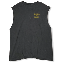 HONOR THY MUSIC カットオフ Tシャツ