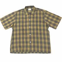 60s vintage ANSLEY box shirt