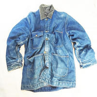 sears denim coverall