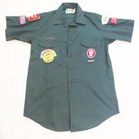 vintage boy scout shirt